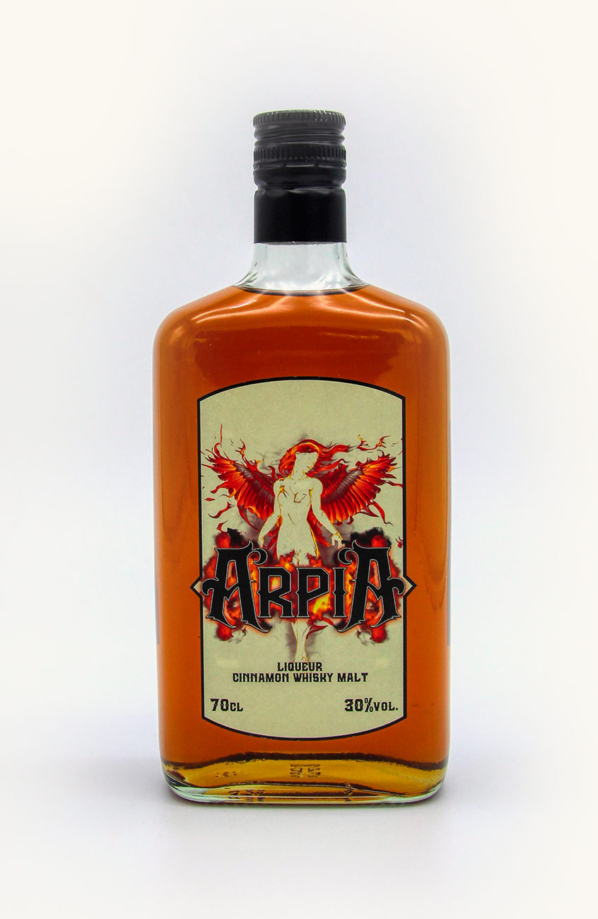 Destilerías Líber | Productos: ARPIA LIQUOR 700 ML. 30% VOL.